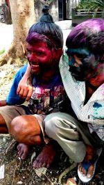 shuktara March 2016 - Sunil and Panchuda fishing on Holi