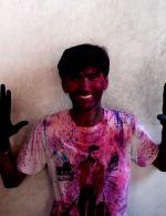 shuktara March 2016 - Pinku on Holi