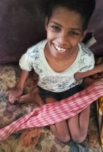 shuktara May 2016 - Guria at home
