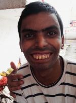 shuktara home for disabled youth - Anna smiling