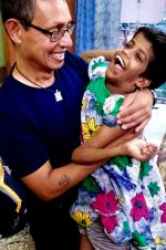 shuktara home for girls with disability - 2016 September - Steven and Guria