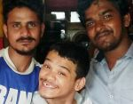 shuktara home for young adults with disability - 2016 September - with Sanjib and friend
