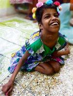 shuktara home for girls with disability - 2016 September - Guria