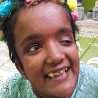 shuktara home for disabled girls - 2016 September - Moni