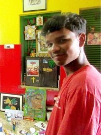 shuktara home for disabled young adults - 2016 November - Rajesh