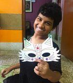 shuktara home for disabled girls - Prity