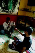 shuktara - Ramesh taking a photo of Sunil