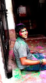 shuktara - Sumon on Holi