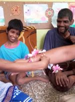 shuktara home for young adults with disabilities - Guria and Sunil