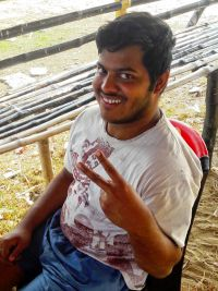 shuktara home for young adults with disabilities - 2017 January - Sumon in Digha