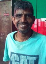 shuktara home for disabled young people - February 2017 - Sunil ageing perfectly in his forever home
