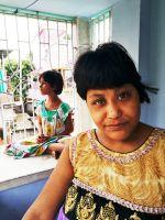 shuktara home for girls with disabilities - 2017 March - Muniya and Puja