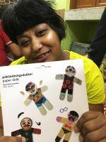 shuktara home for disabled girls - 2017 March - Muniya
