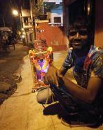 shuktara homes for youth with disability - 2017 June - Holding a chariot on Rath Yatra