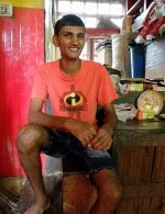 shuktara homes for young Deaf people - Pinku at home
