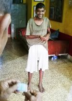 shuktara home for young people with disabilities - Sunil