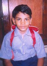 shuktara - First year - Pinku going to REACH school