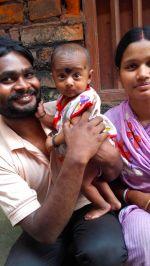 shuktara - Sanjay, Munni and Sumi 2016