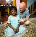 shuktara home for girls with disabilities - 2017 March - Moni and David
