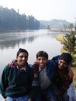 shuktara early days - Bablu, Vijay & Ramesh