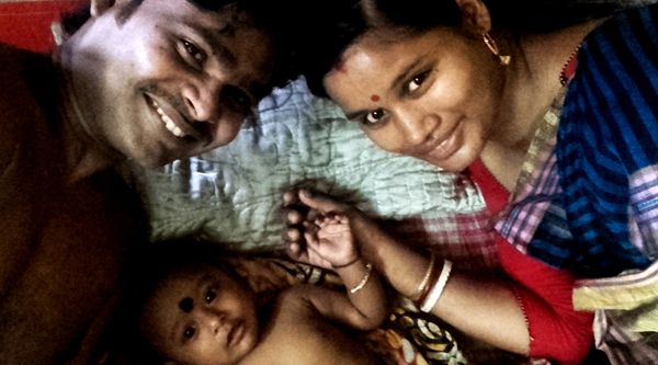 shuktara May 2016 - Sanjay and family-by David