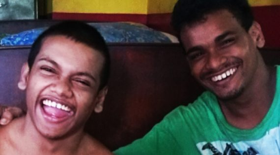 shuktara homes for young people with disabilities - Subhash and Raju