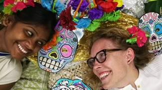 Day of the Dead at Lula Bari