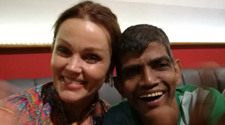 shuktara - featured 2017 November - Belinda and Sunil