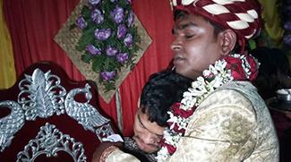 shuktara attend Sanjib's wedding