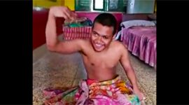 shuktara homes for disabled young people - Subhash