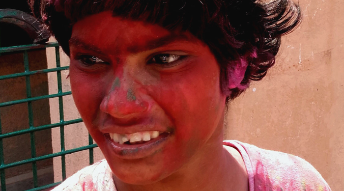 shutara - Tamina on Holi