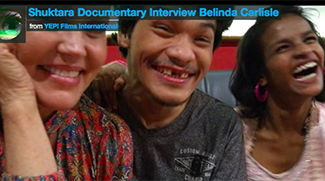 Belinda speaks about shuktara