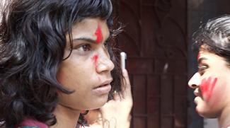 Bijoya – farewell to Durga