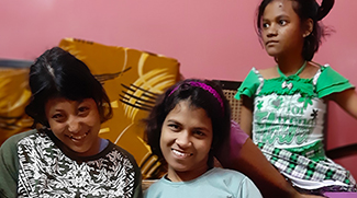 shuktara - Muniya, Prity and Puja Bagh