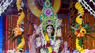 Saraswati Puja at shuktara