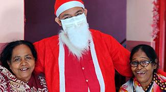 Christmas at shuktara
