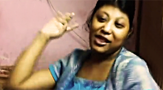 Muniya, dancing queen!