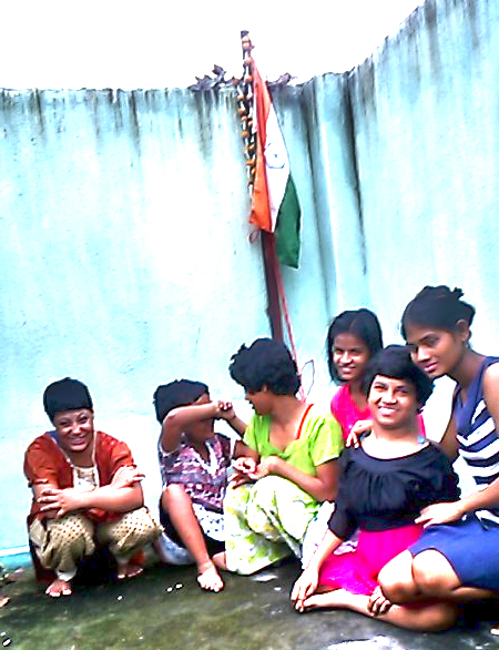 shuktara - girls of Lula Bari 2015 Independence Day