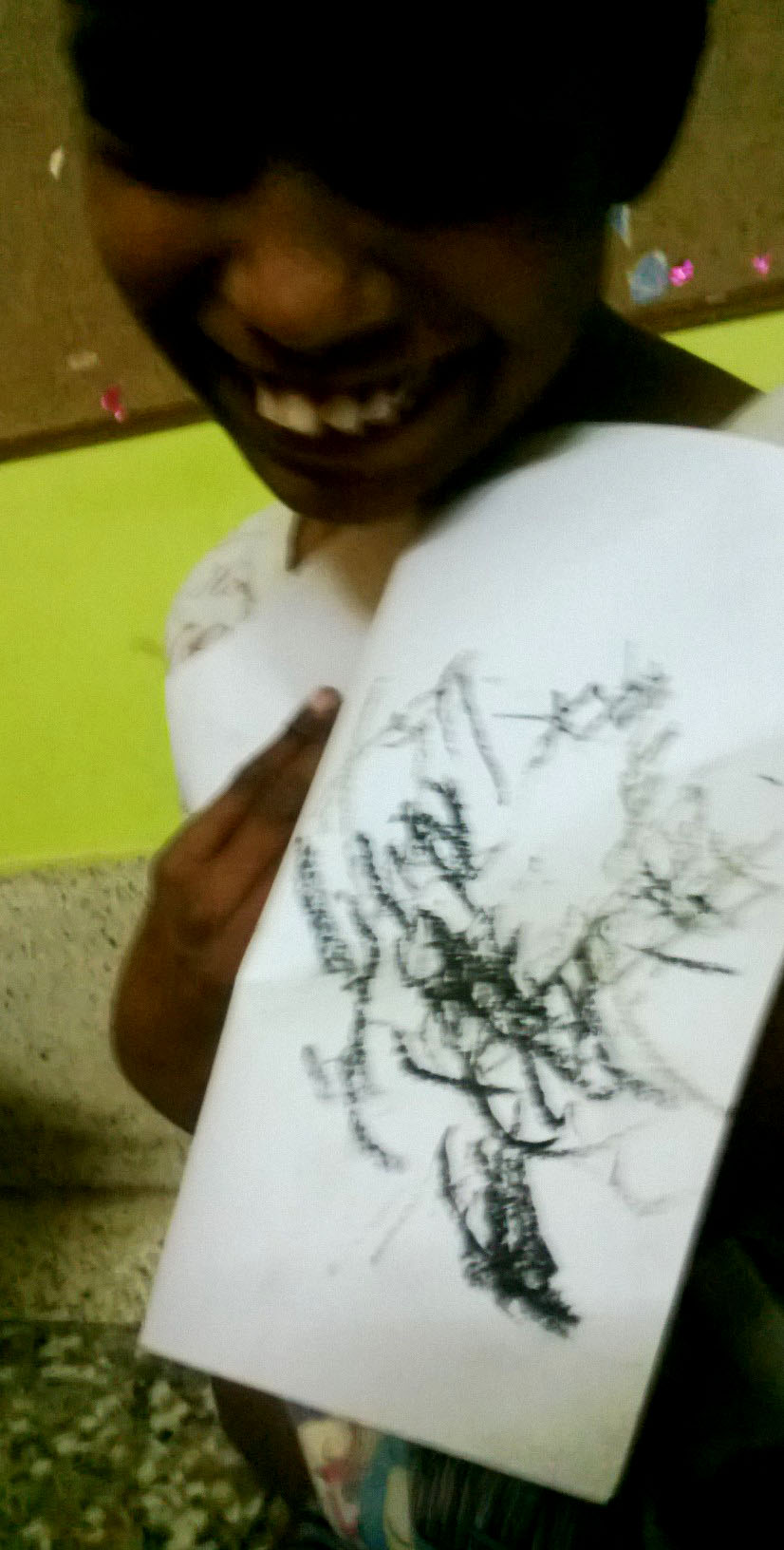 shuktara - Guria Blackstar art project