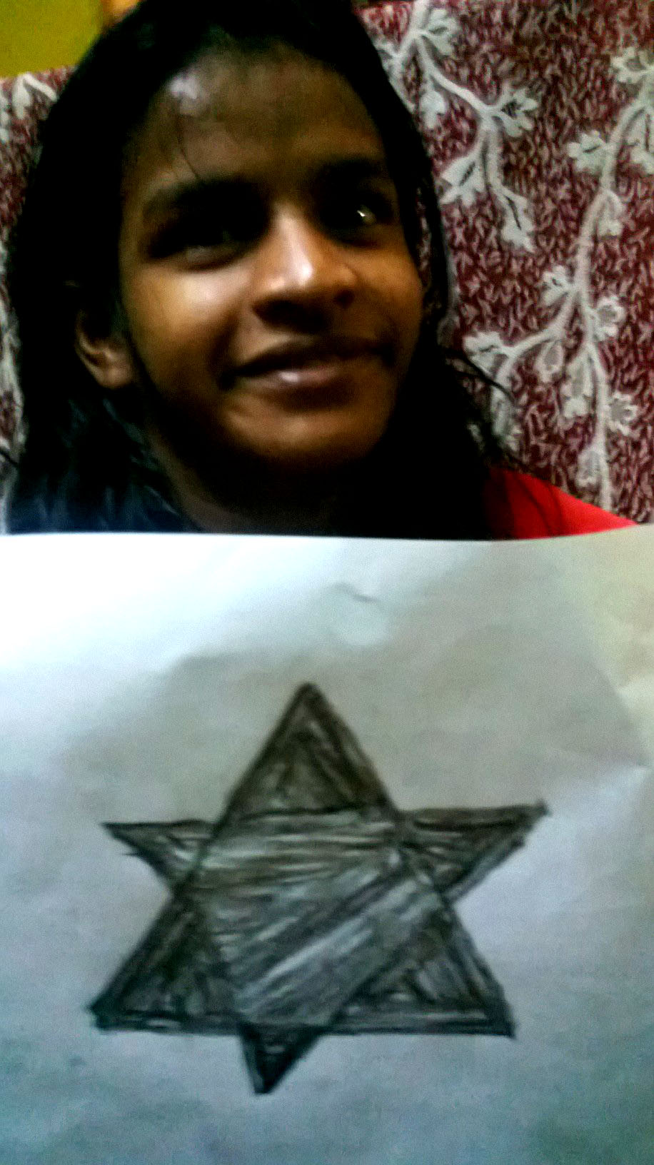 shuktara - Lali Blackstar art project
