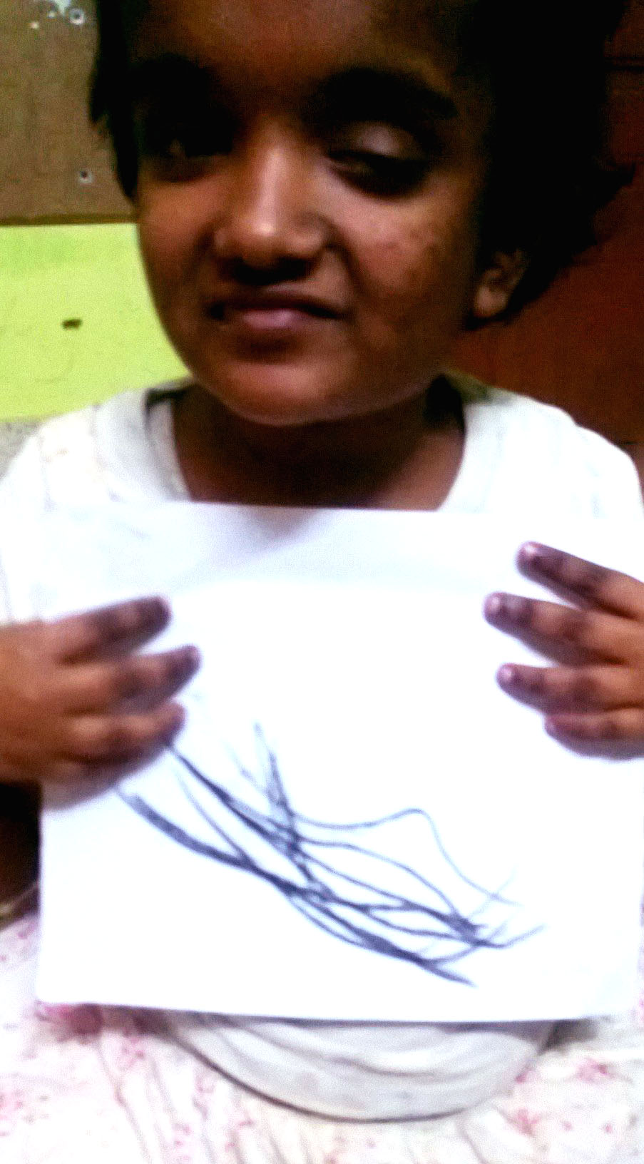 shuktara - Moni Blackstar art project