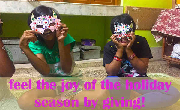shuktara home for girls with disability - Lali and Muniya with their masks