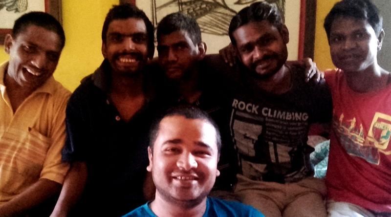 shuktara - Bablu Lal, Anna, Sunil, Sanjay, Bapi and Pappu