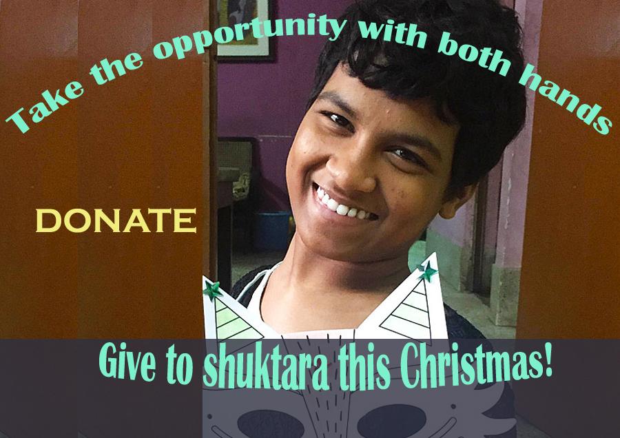 Shuktara girls home - Donate For Prity