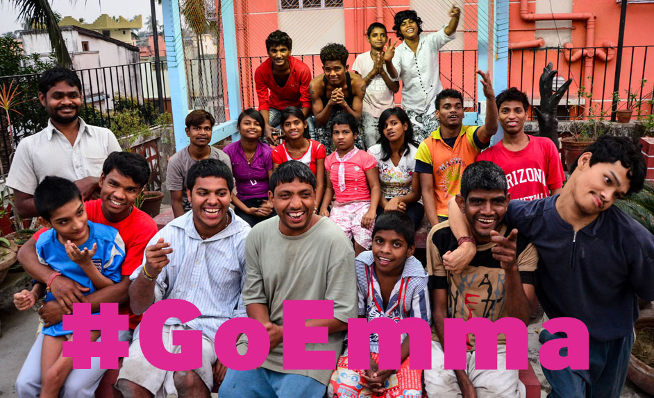 shuktara has a runner in London Marathon 2016 #GoEmma