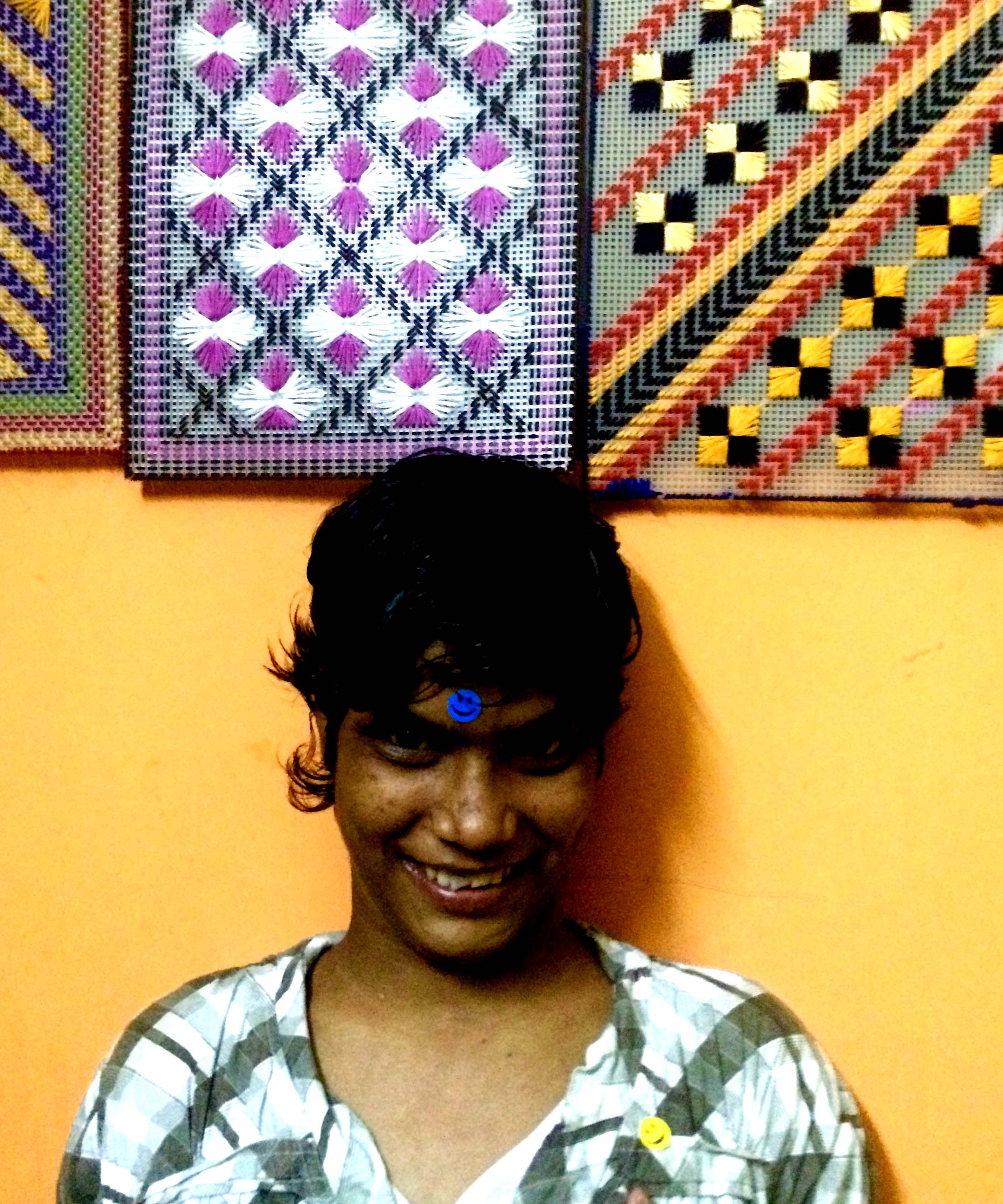 shuktara - Tamina smiley face